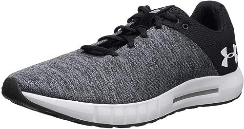 Mens UA Micro G Pursuit Twist Sneakers