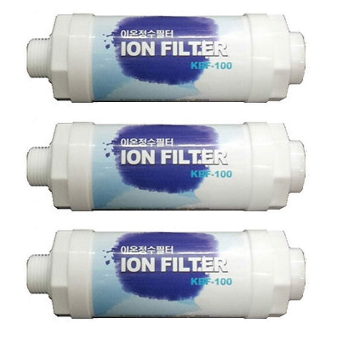 "6-Pack 1//2/"" Water Filter Set Compatible for BRONDELL Swash Bidet Seats SWF44"