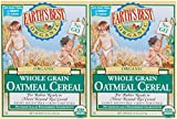 Earth's Best Baby Cereal - Oatmeal - 8 Oz - 2 Pk