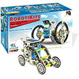 OWI  14-in-1 Solar Robot Review