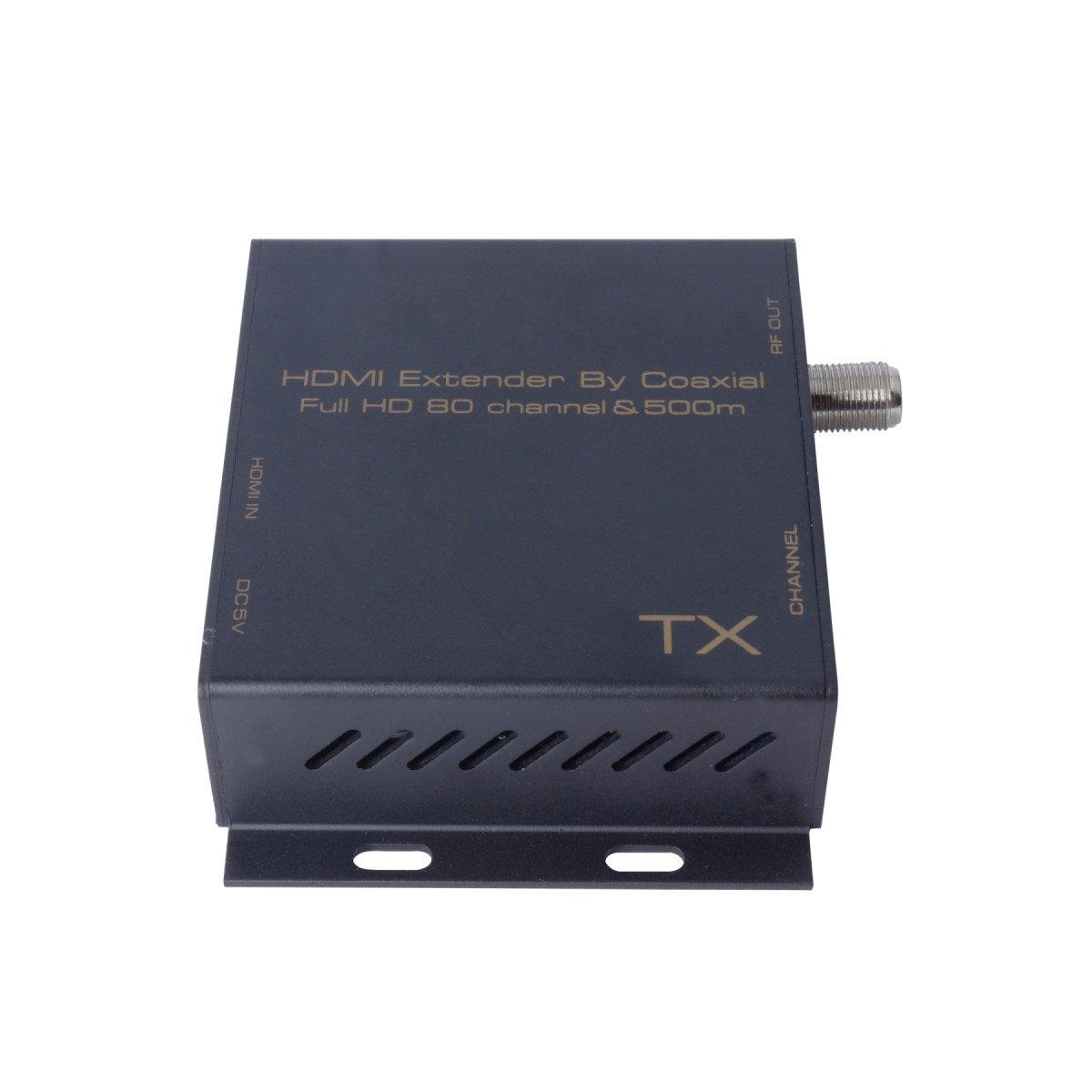 WenL HDMI A RF/COAX Modulador DVB-T Inpurt HDMI Y Salida/COAX RF Soporte Full HD 1080p/60Hz: Amazon.es: Deportes y aire libre