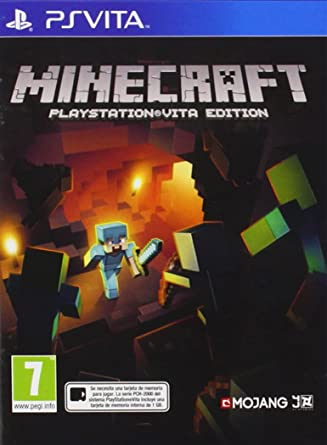 Minecraft - Edición Estándar, PlayStation Vita, Disco ...