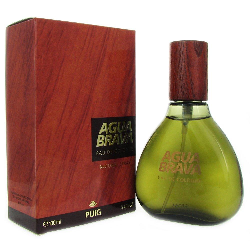 Pino Silvestre By For Men Eau De Parfum Bravas Puig Agua Brava Cologne Spray 34 Ounce