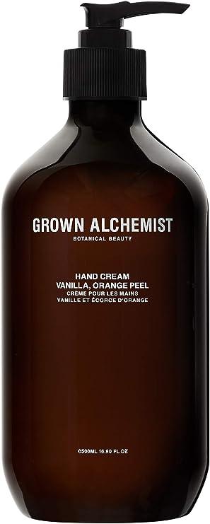 Vanilla and Orange Peel Hand Cream 500ml