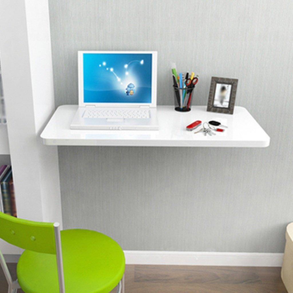 Amazon.de: ZXLDP Faltbare Esstisch Büro-Tabellen-Computer ...