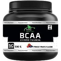 Torq Nutrition BCAA 500 Gr   50 Servis   Amino Asit   Orman Meyve Aromalı