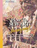 img - for How To Sew Art book / textbook / text book