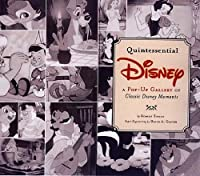 Quintessential Disney: A Pop-Up Gallery Of