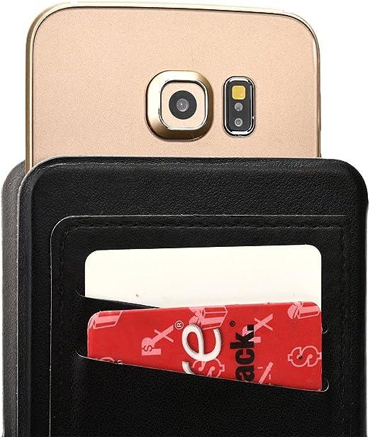 Cooper Cases Funda Deslizable de Bolsillo Tipo Cartera (TM) Slider Pocket para Smartphone de ZTE Blade G/Pro/Lux, G2, III Pro, Q/Mini, Vec 3G en Negro: Amazon.es: Electrónica