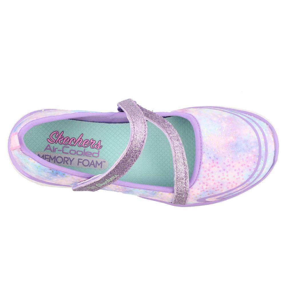 Skechers Girls Microburst Unicorn Dreams Mary Jane Shoes
