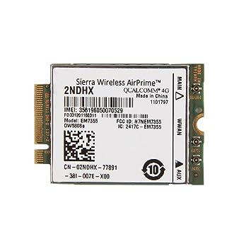 sierra wireless em7355 driver
