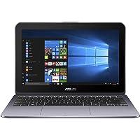 "ASUS VivoBook Flip 12 TP203NA-BP027T - Ordenador portátil Convertible 2 en 1 de 11.6"" HD (Intel Celeron N3350, 4 GB RAM, 32 GB eMMC, Intel HD Graphics 500, Windows 10 Home) Gris Estrella"