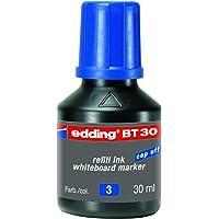 Edding BT30 Beyaz Tahta Kalemi Mürekkebi 30ml - 360Xl İçin Mavi