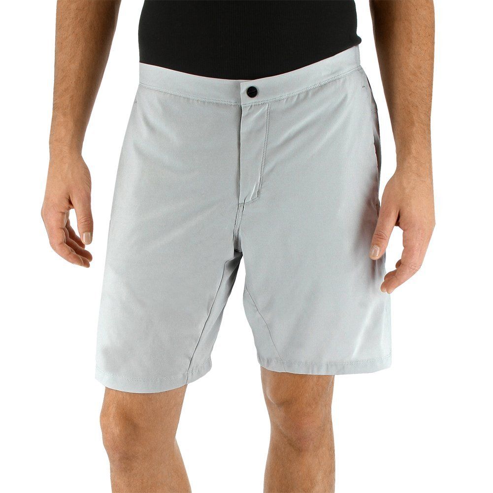 Clear Onix, 30 adidas Mens Mountain Fly Short