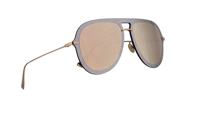 Christian Dior DiorUltime1 Gafas De Sol Plateado Y Rosa Con ...
