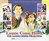 Lassie Come Home: Canine Coll.(OST)(5CD) by Bernstein / Previn / Amfiteatrof