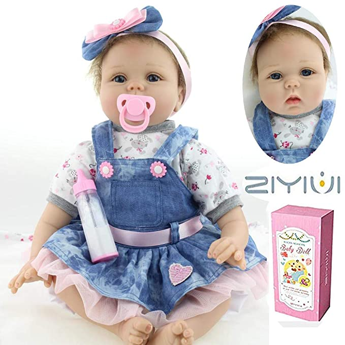 Amazon.es: ZIYIUI Doll 22