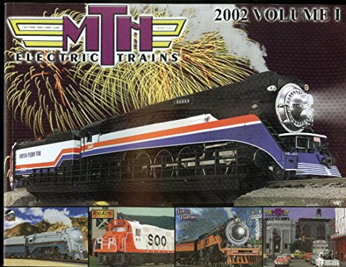 MTH Electric Trains catalog 2002 V1 RailKing Premier Tinplate