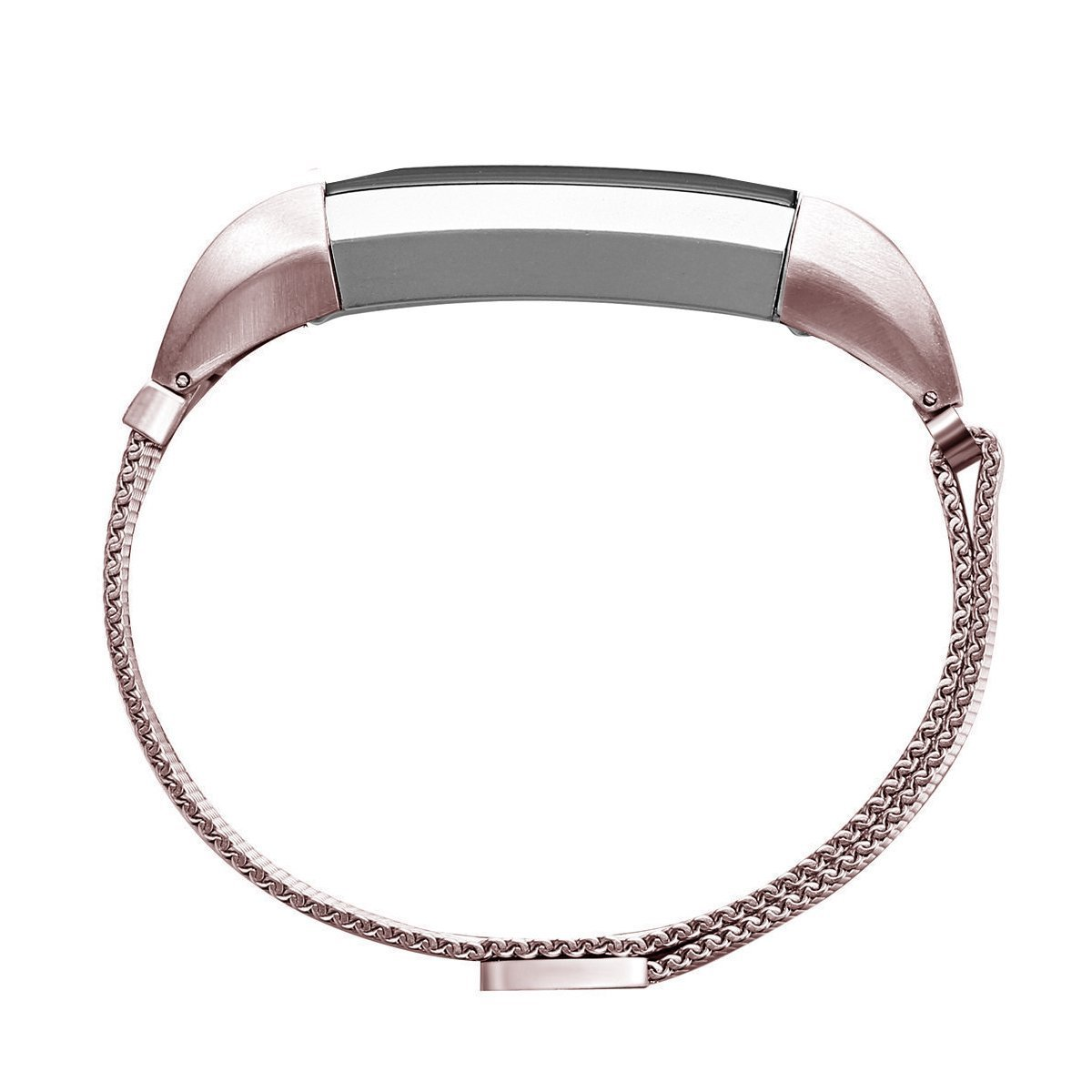 Fitbit Alta Band Hr Bands Soulen Milanese Replacement Metal Accessory Bracelet For