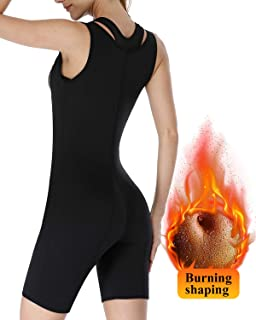 db53bd6d60 Women Slimming Vest Neoprene Body Shaper Hot Sweat Top Weight Loss Shapewear