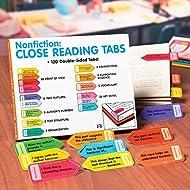 Nonfiction Close Reading Tabs