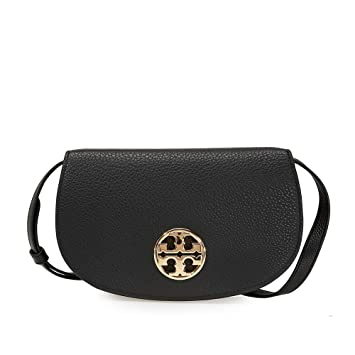 3c1d0f2a853 Buy Tory Burch Jamie Clutch - Black Online at Low Prices in India -  Amazon.in