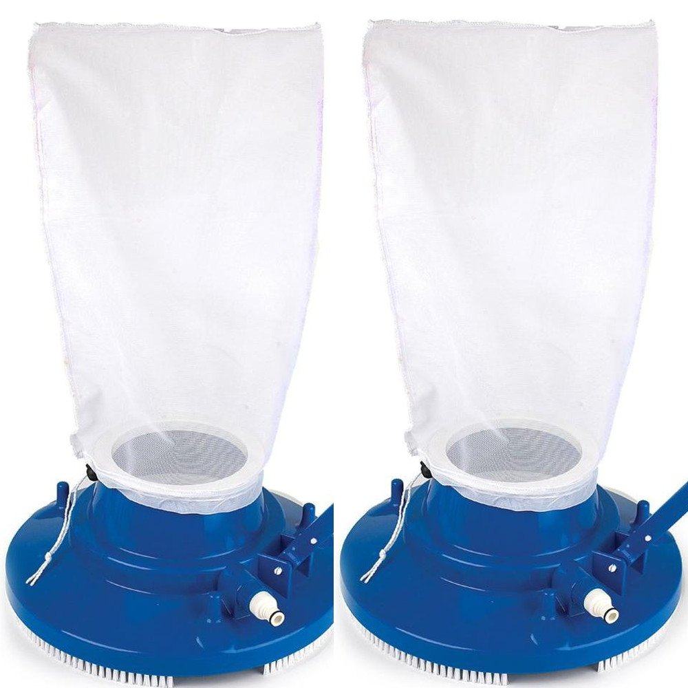 Details about Leaf Vacuum BAG Catcher Sweeper Clean Skimmer Eater NET  Swimming Pool Gulp 1Pack