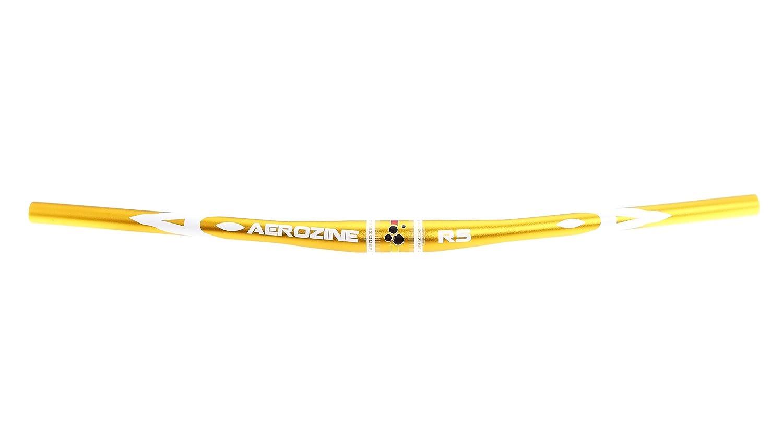 Aerozine Kleiderbügel XC AM Rize 15 mm Lenker Unisex Erwachsene, gold