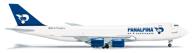 Herpa - Juguete de aeromodelismo escala 1:500