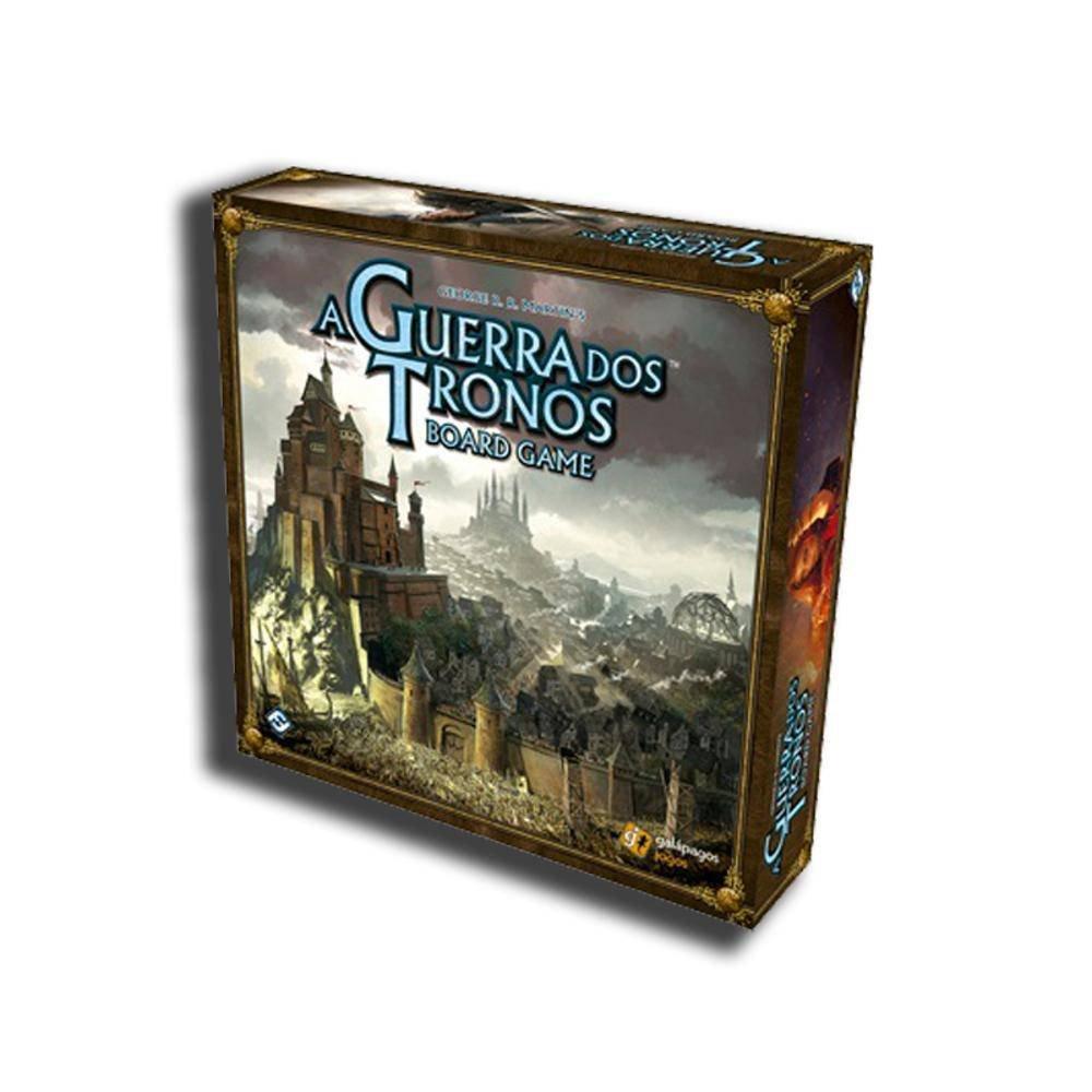 A Game of Thrones ゲーム オブ スローンズ The Board Game ボードゲーム [並行輸入品] B00Y4BM9D2
