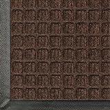 Andersen 200 Waterhog Classic Polypropylene Fiber Entrance Indoor/Outdoor Floor Mat, SBR Rubber Backing, 5-Feet Length X 3-Feet Width, 3/8-Inch Thick, Dark Brown