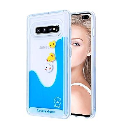 Amazon.com: Fusicase - Carcasa para Samsung Galaxy S10 ...