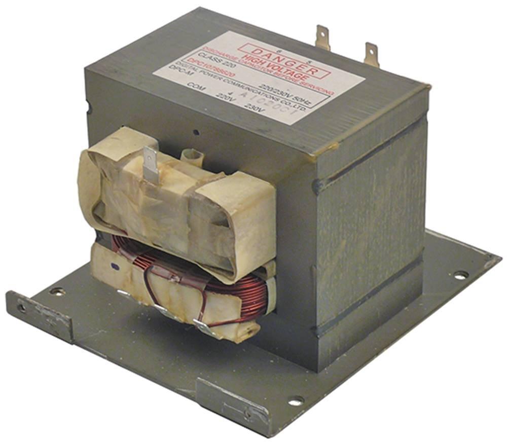 HV - Transformador de dpc10788620 para microondas 50 Hz ...