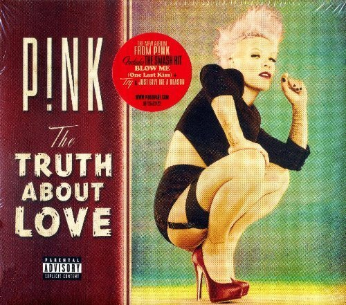 Pink - The Truth About Love - LIMITED EDITION CD Includes 4 BONUS Tracks :