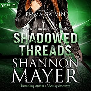 Shadowed Threads Audiobook