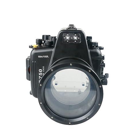 seafrogs cámara subacuática Buceo Impermeable Caso de Vivienda ...