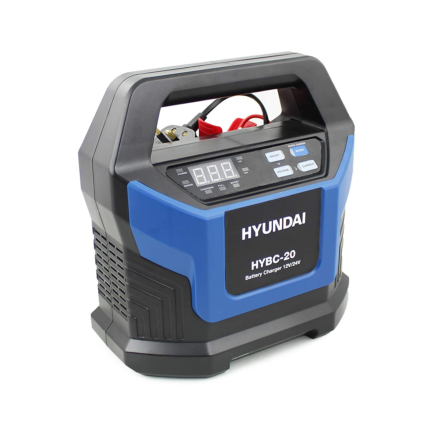 Hyundai HYBC-20 Battery Boost Charger 12v & 24v