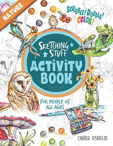Sketching Stuff Activity Book - ...