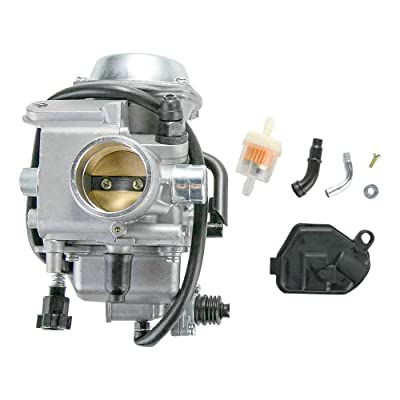 Carburetor for HONDA TRX350 ATV CARBURETOR TRX 350 RANCHER 350ES/FE/FMTE/TM/CARB 2000-2006 TRX300 1988-2000 TRX400 TRX 400FW Foreman CARB, TRX 450 Carburetor TRX450FE 450FE FE Foreman CARB: Automotive