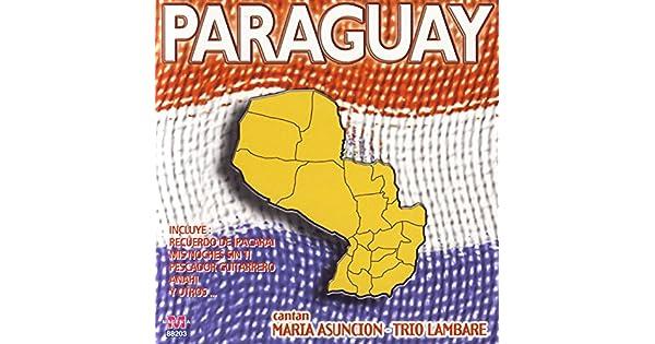 Amazon.com: Noches del Paraguay: Maria Asunción & Trío ...