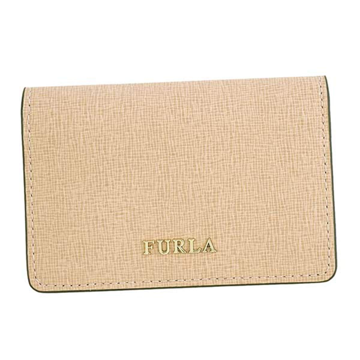 [フルラ] 名刺入れ バビロン ビジネス カードケース PS04 874992 ライトピンク系 [並行輸入品]   B07NXSBKKJ