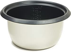 PARS Automatic Persian Rice Cooker Inner Pot Replacement for DRC-250, 15 Cup Capacity