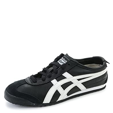 Asics Onitsuka Tiger Men's Mexico 66 Sneakers DL408.9001 Black/White SZ 4 M