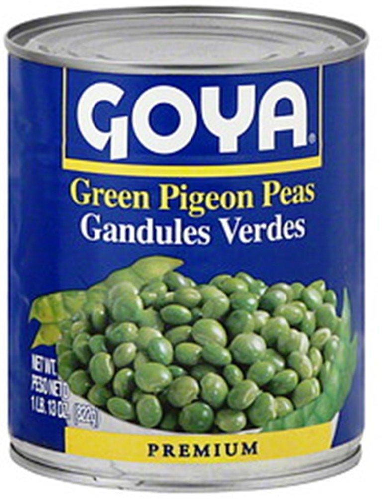 Goya Foods Green Pigeon Peas, 29-Ounce