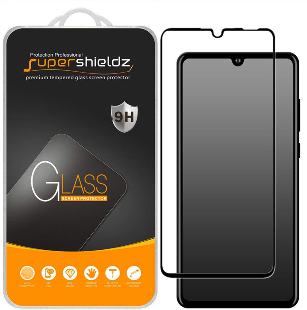 Vidrio Templado Para Huawei P30 Lite [2 Un.] Supershieldz