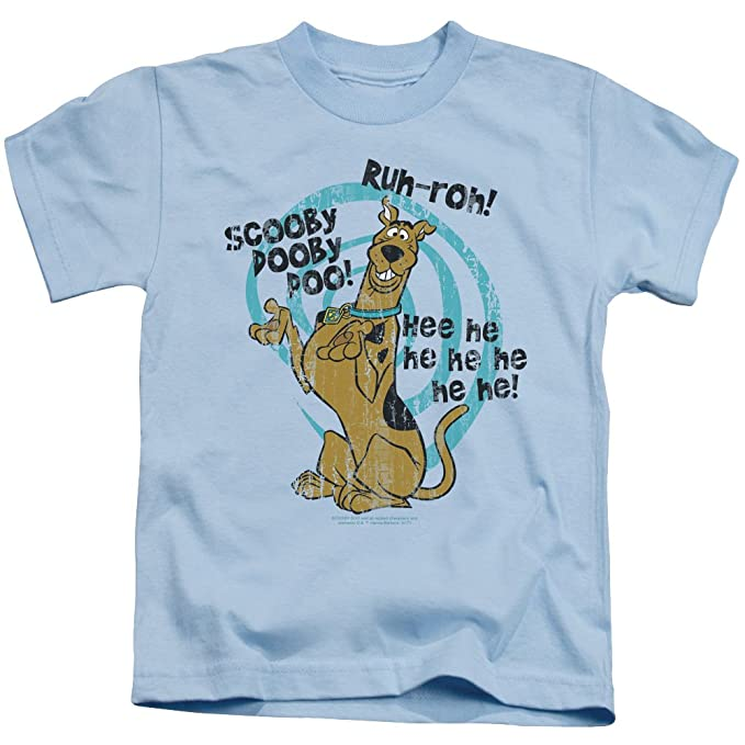 463243c554d Amazon.com  A E Designs Kids Scooby Doo T-Shirt Quotes Tee Shirt  Clothing