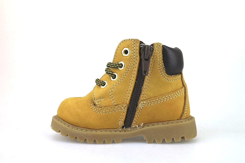 DIDI BLU Boots Baby-Girls Yellow