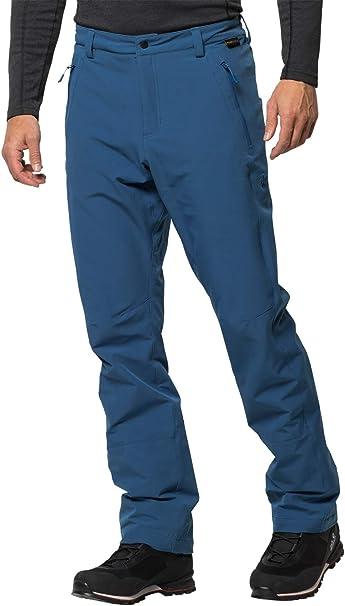 jack wolfskin herren softshellhose activate winter pants grösse 26
