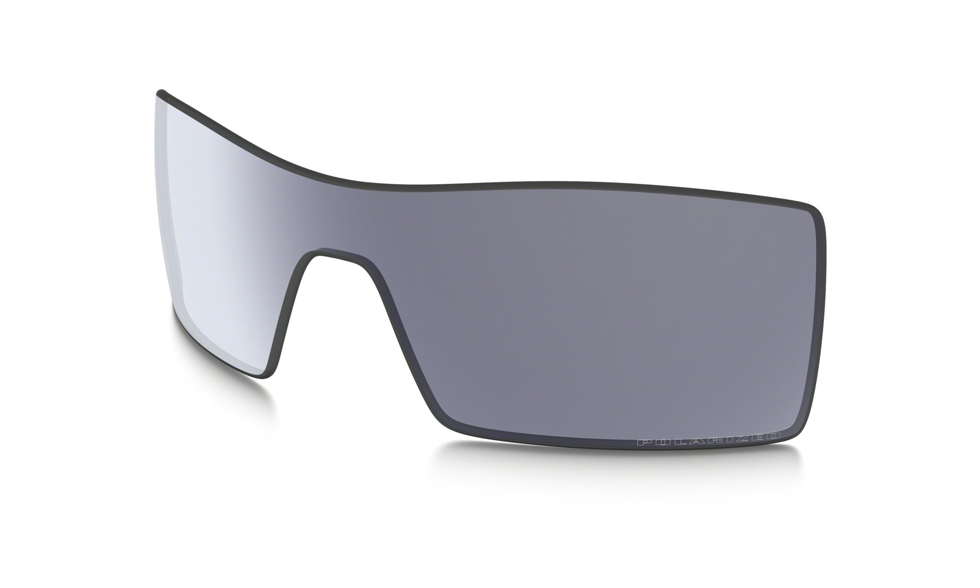 Oakley Oil Rig 16-698 Polarized Rimless Sunglasses,Multi Frame/Grey Lens,One Size by Oakley