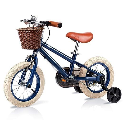 AJZGF Bicicletas niños Bicicletas para niños Bicicletas de 4 a 9 ...